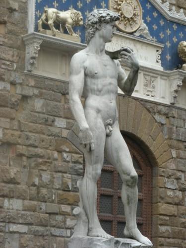 イタリア フィレンツェ・シニョーリア広場