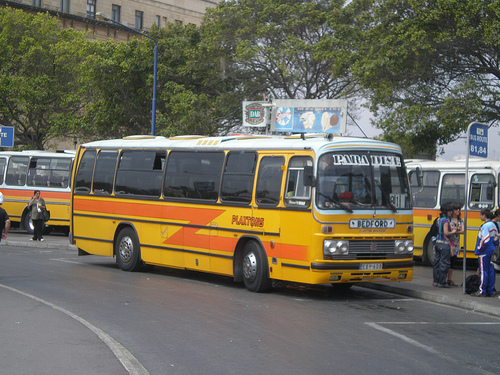 マルタ バス