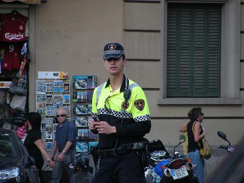 police_spain