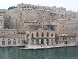 マルタ共和国 バレッタ 港