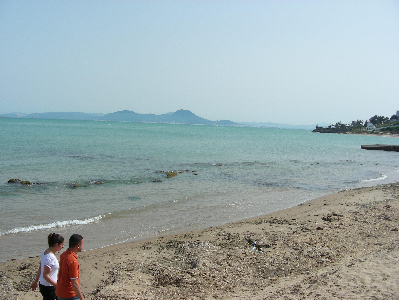 地中海クルーズ旅行記6日目④~チュニジア チュニス 白と青の町並み、シディ・ブ・サイド