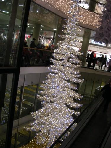 デンマーク オーフス クリスマスツリー