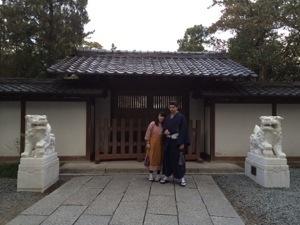 外国人も大ウケ、鎌倉の梓想庵で武士体験♫
