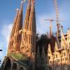 スペイン バルセロナ サグラダ・ファミリア(Sagrada Familia)のいろいろな顔