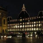 デンマーク コペンハーゲン観光③ 夜の街