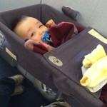 生後8カ月の子連れで飛行機 長距離国際線!