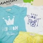 日本未上陸のスペイン ブランド MANGO KIDS