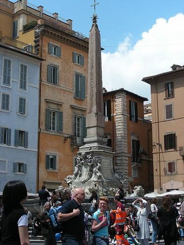 イタリア ローマ パンテオン