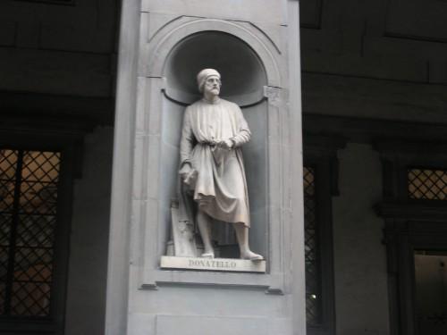 イタリア フィレンツェ ドナテロ