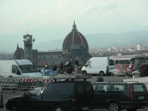 イタリア ローマ ミケランジェロ広場