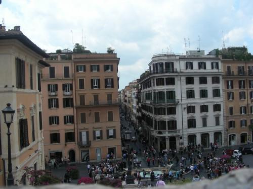 イタリア スペイン広場